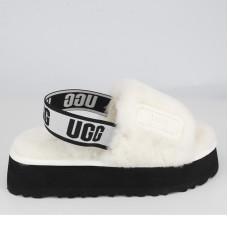Disco Slide Seashell White