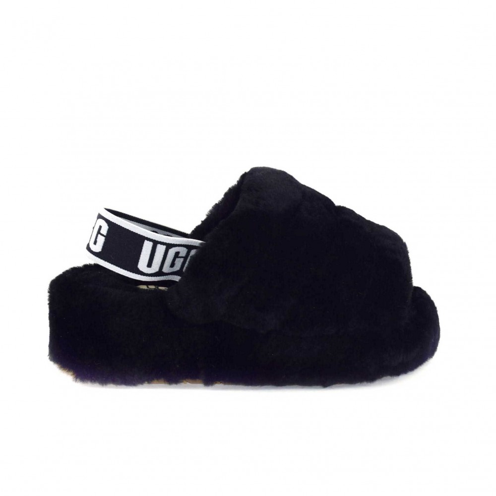 Fluff Yeah Slide Black